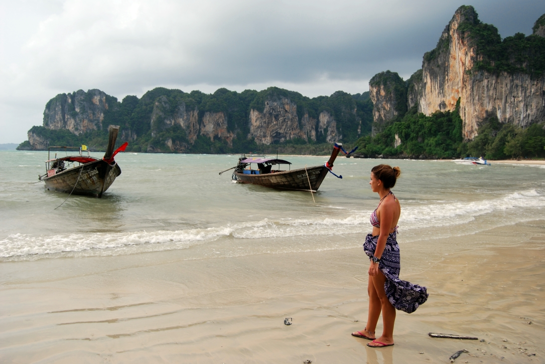 railey-beach-krabi-tailandia-asia