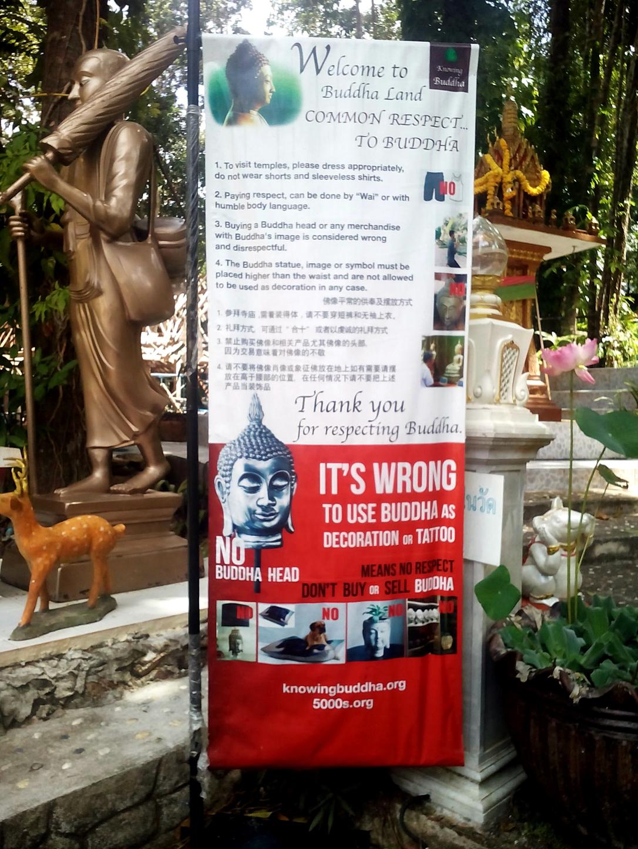 Wat-Pha-Saa Tham-Koh-Phangan-Tailandia