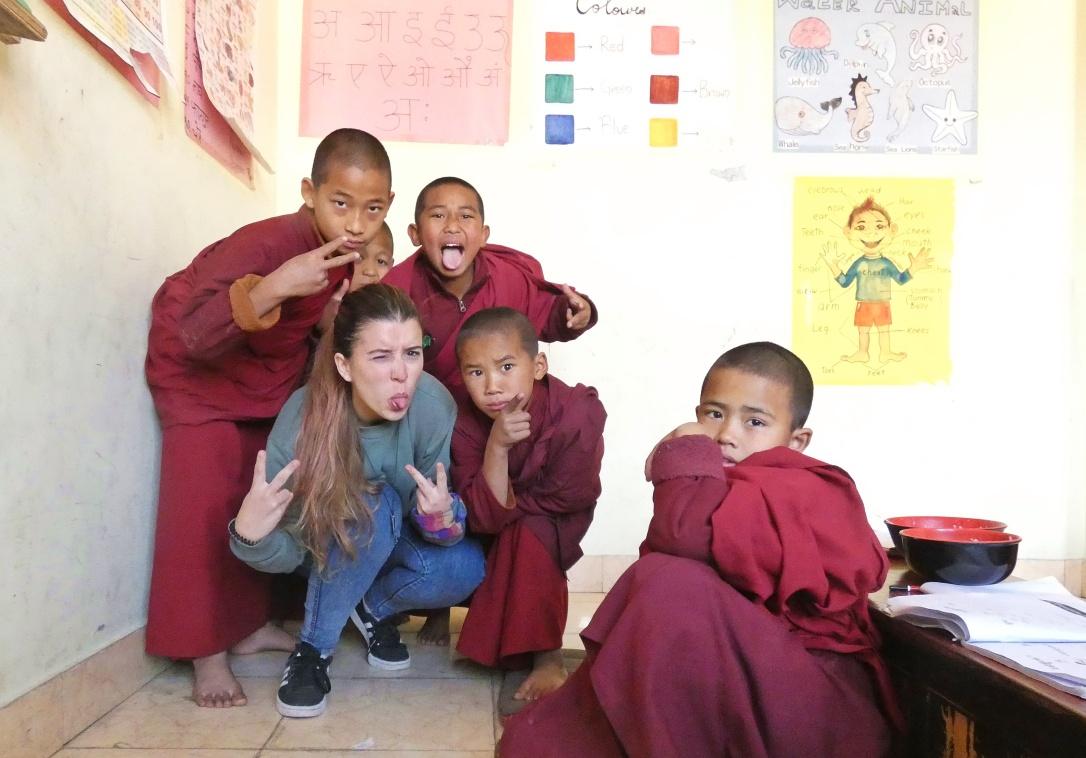 voluntariado-nepal-budismo