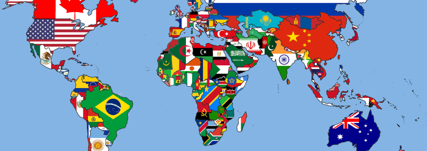 banderas-mundo-trabajar-estudiar