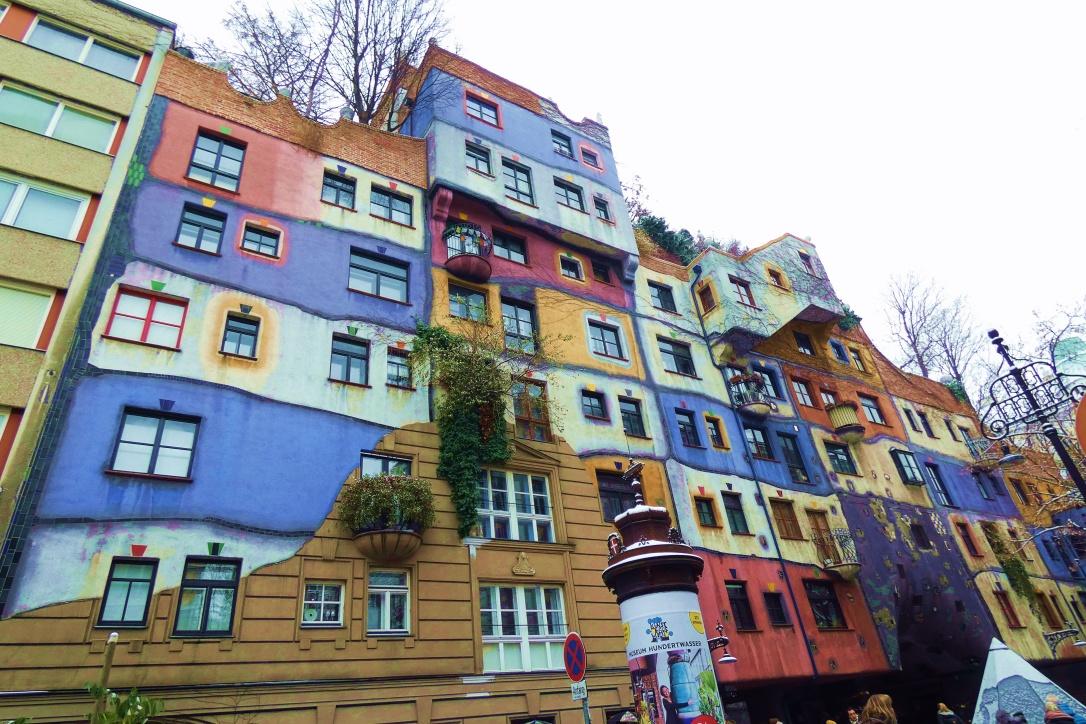 austria-vienna-travel-viajar-Hundertwasserhaus
