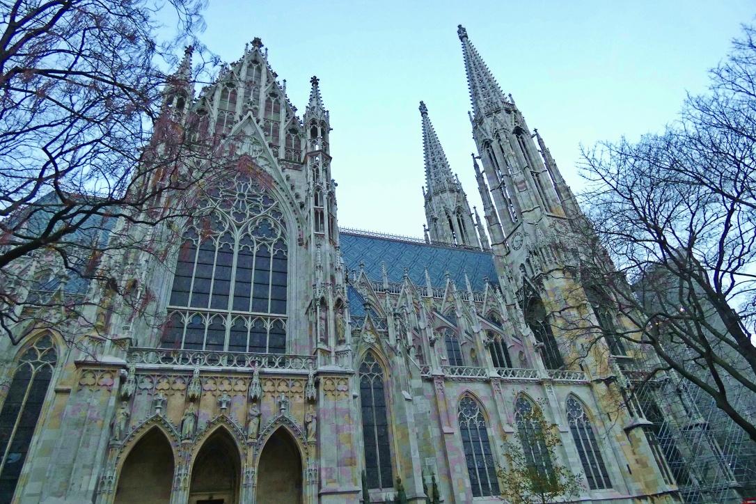 austria-vienna-travel-viajar-iglesia-votiva