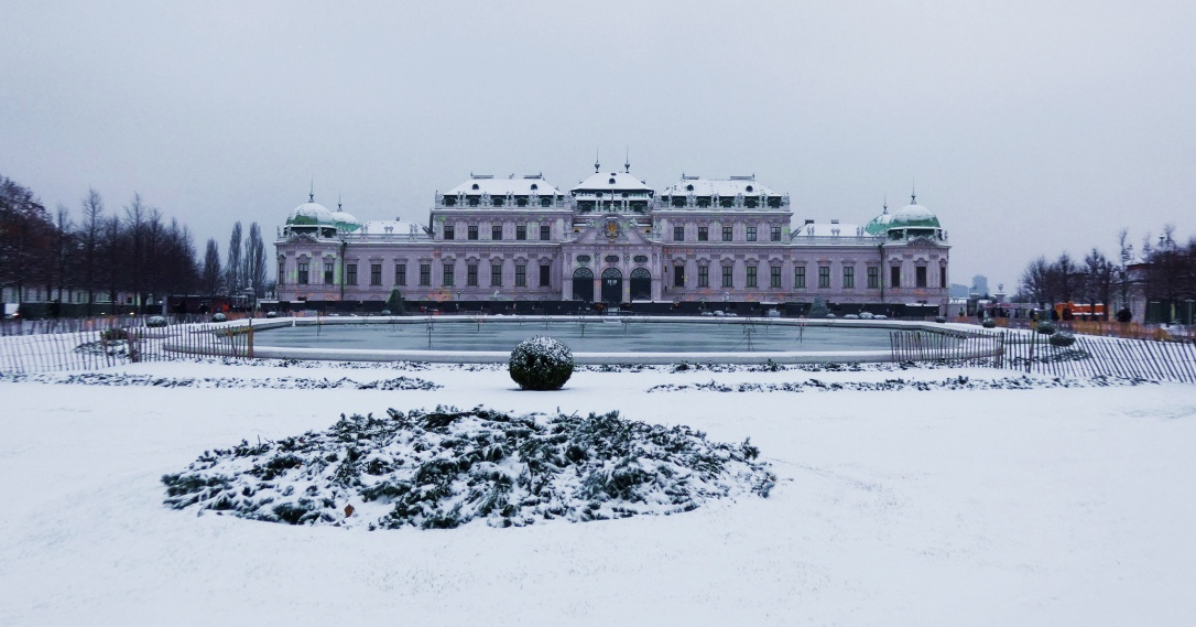 austria-vienna-travel-viajar-belvedere